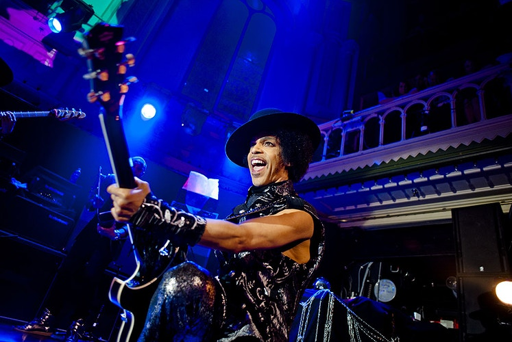 Prince (Paradiso 2013) - Andreas Terlaak Photography