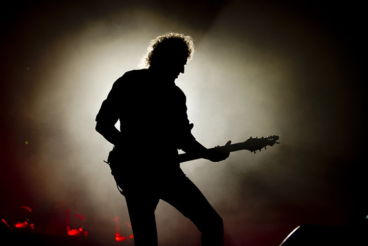 Brian May - Queen (Ziggo Dome) - Andreas Terlaak Photography