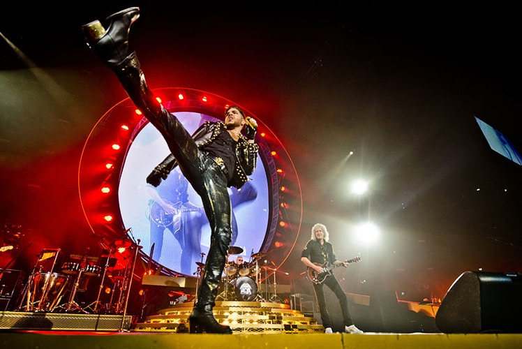 Queen with Adam Lambert (Ziggo Dome) - Andreas Terlaak Photography