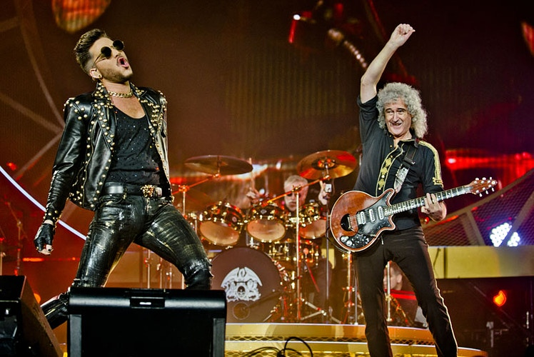 Queen and Adam Lambert (Ziggo Dome) - Andreas Terlaak Photography