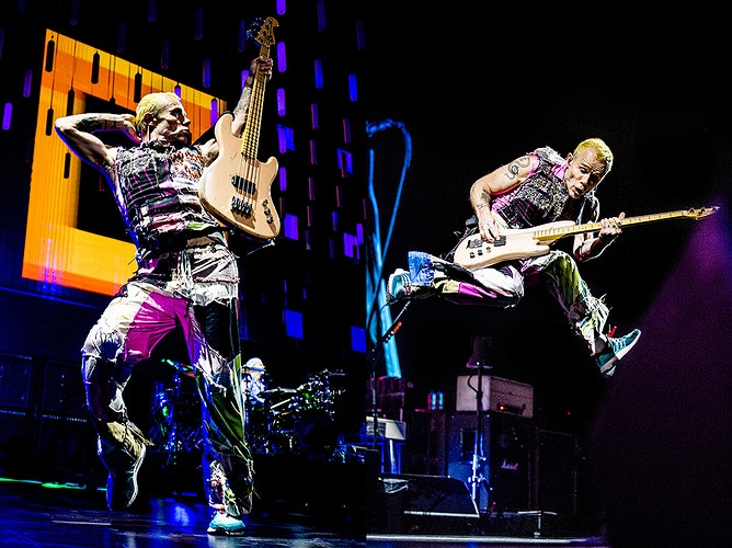 Flea (Red Hot Chili Peppers, Ziggo Dome) - Andreas Terlaak Photography