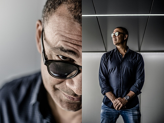 Ruud Gullit - Andreas Terlaak Photography