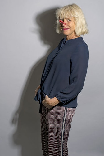 Sissel Tolaas (Scent Specialist) - Andreas Terlaak Photography