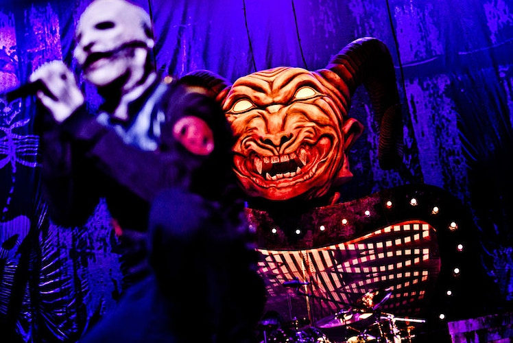 Slipknot (Heineken Music Hall) - Andreas Terlaak Photography