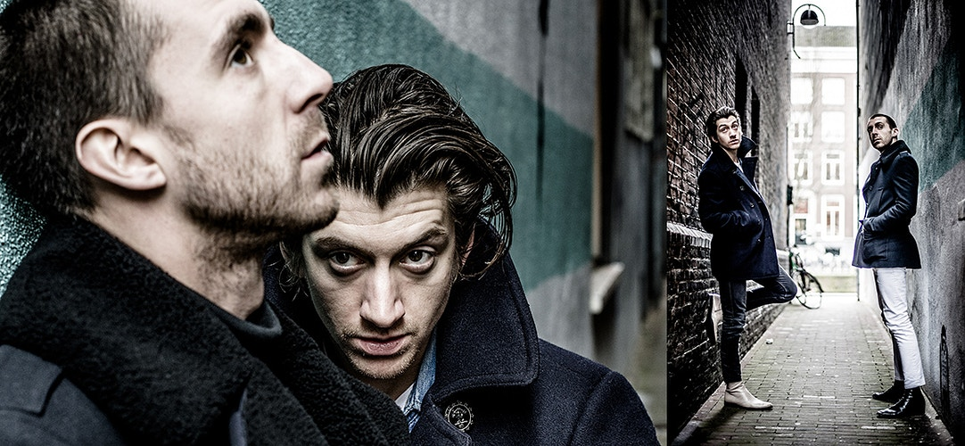 The Last Shadow Puppets (Alex Turner and Miles Kane) - Andreas Terlaak Photography