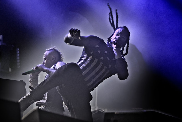 The Prodigy (Heineken Music Hall) - Andreas Terlaak Photography
