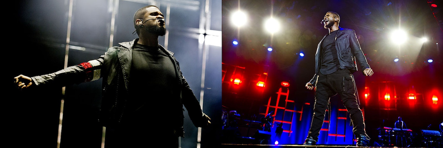 Usher (Ziggo Dome) - Andreas Terlaak Photography