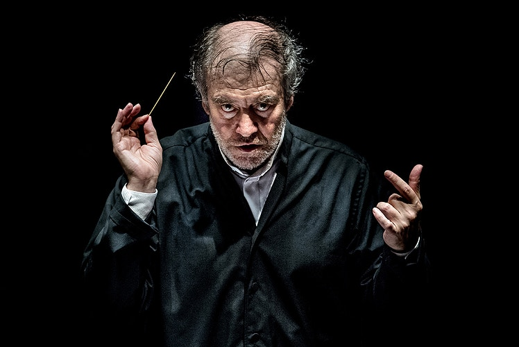 Valerie Gergiev (World Class Conductor) - Andreas Terlaak Photography