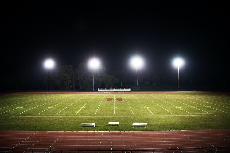 Friday Night Lights - Andrew Lipovsky