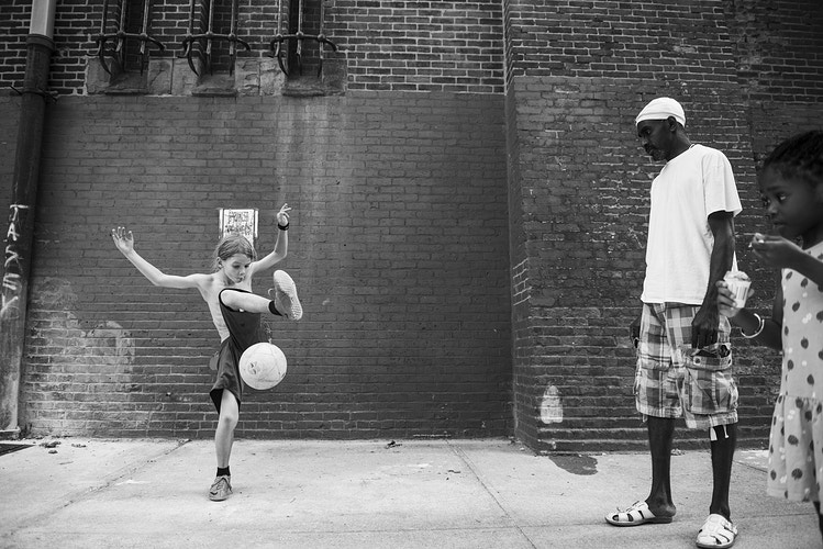 Bedstuy Block Party - Andrew Lipovsky