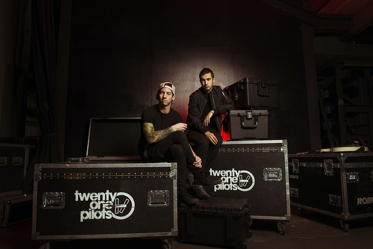 3 Days With Twenty One Pilots - Andrew Lipovsky