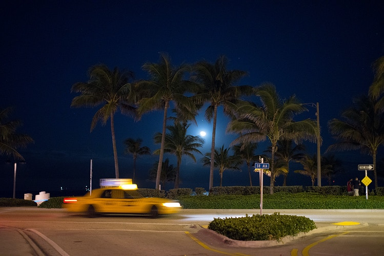 Alhambra & A1A, Fort Lauderdale Beach - ANDREW LITSCH, photographer