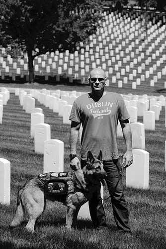 K9s For Warriors Jason And Axel - Andrew Tonn Photography LLC