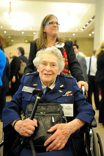 Wasp Women Airforce Service Pilots In Washington - Andrew Tonn Photography LLC