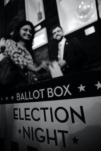 Us Election Day In Mumba - Andrew Tonn Photography LLC