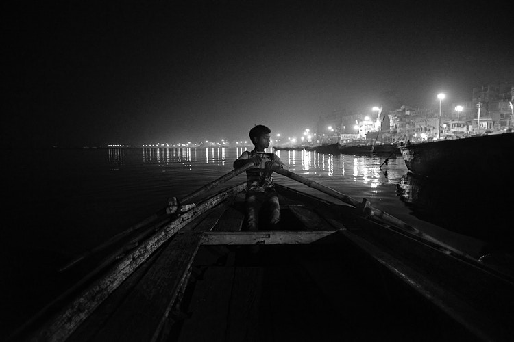 The Ganges Sacred Hydrology - Andrew Tonn Photography LLC