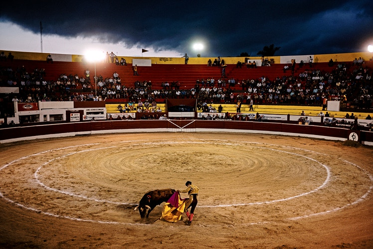 The Last Colliseum Habra Sangre En La Arena - Andrew Tonn Photography LLC