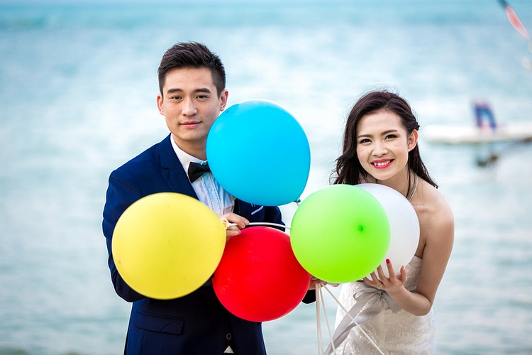 Daisy And Ken - Koh Samui Photographer - Award Winning - Wedding - Couple - Honeymoon - Family