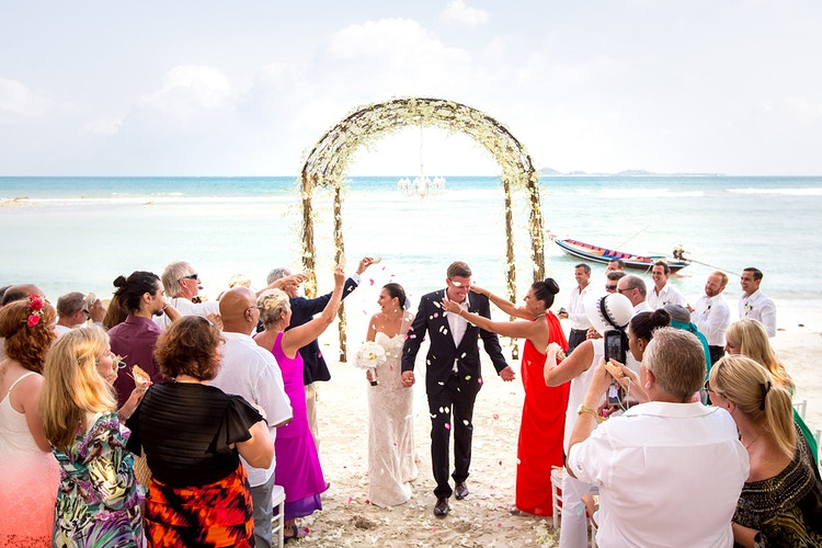 Emma And Ben - Koh Samui Photographer - Award Winning - Wedding - Couple - Honeymoon - Family