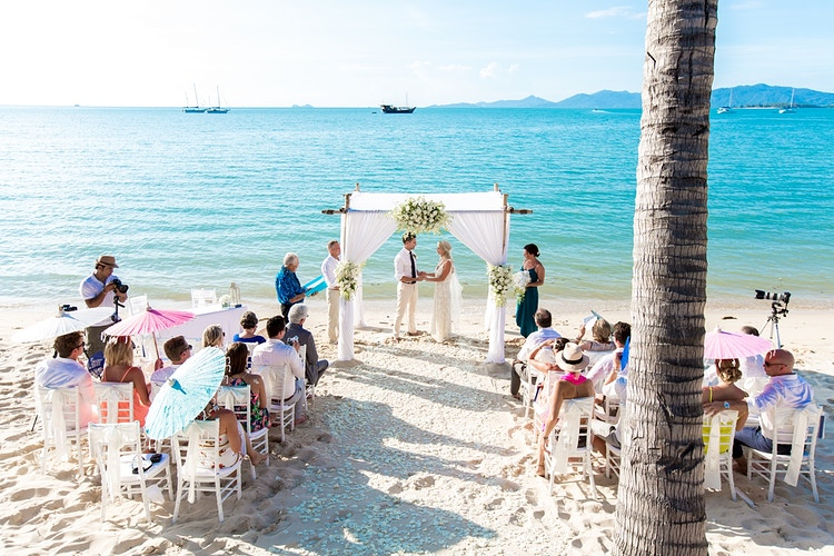 Hilary And Matthew - Koh Samui Photographer - Award Winning - Wedding - Couple - Honeymoon - Family