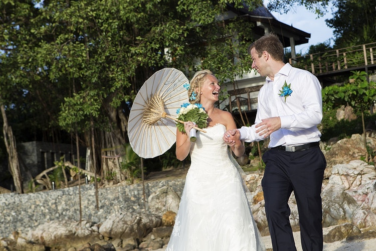 Lara And Richard - Koh Samui Photographer - Award Winning - Wedding - Couple - Honeymoon - Family
