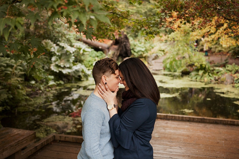 Kari And Ashley - Antonio Zaribi Seattle Wedding & Portraits Photographer