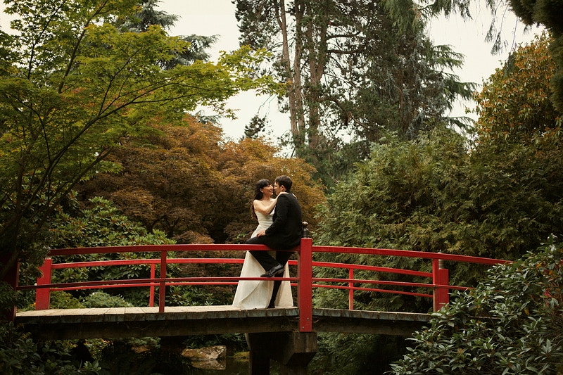 Tana And Aaron - Antonio Zaribi Seattle Wedding & Portraits Photographer