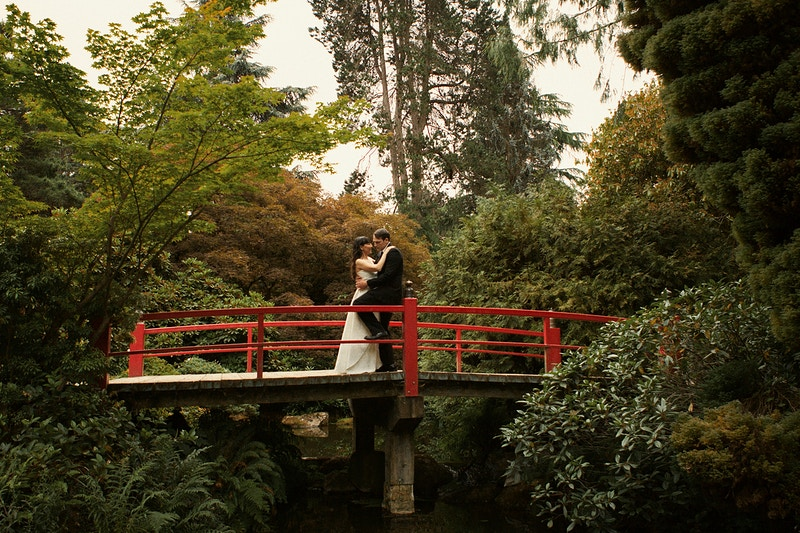 Tana And Aaron - Antonio Zaribi Seattle Wedding Photographer - Elopements & Engagements