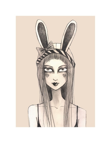 BUNNY EARS - MEGAN MARIE BISHOP
