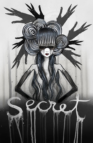 SECRET SOCIETY - MEGAN MARIE BISHOP