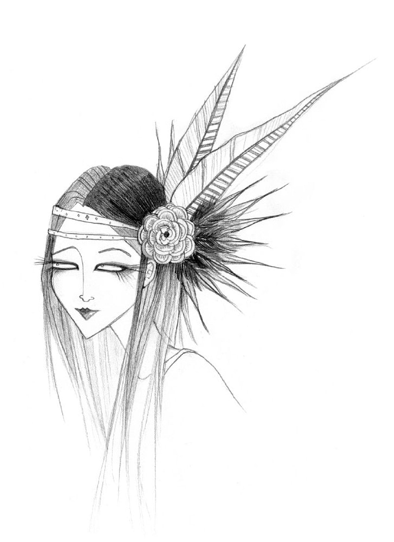 HEADDRESS - MEGAN MARIE BISHOP