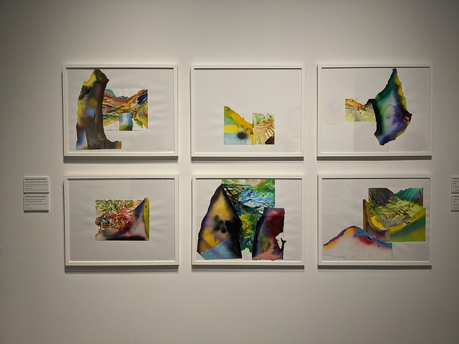 Fields And Formations A Survey Of Mid Atlantic Abstraction At Delaware Contemporary September 3 2021 January 2 2022 Curated By Kristen Hileman - Arden Bendler Browning