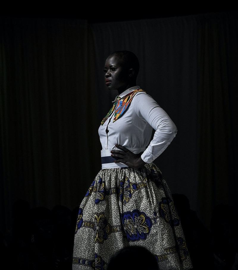 African Fashion Week - ARINDAM | SHIVAANI
