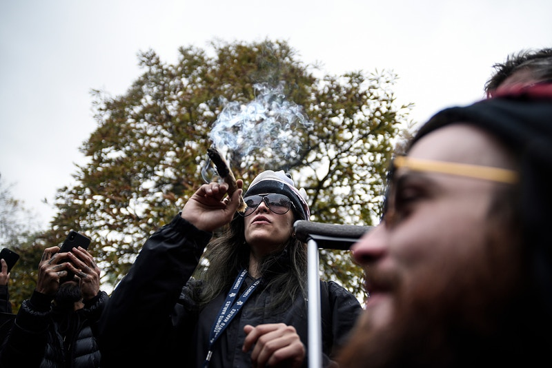 Recreational Marijuna - ARINDAM | SHIVAANI