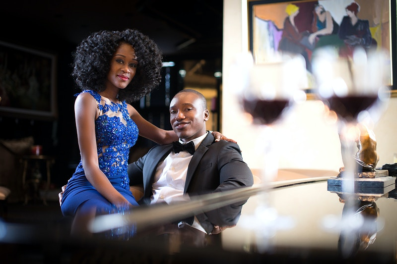 Dayo And Clarence - ARISTA                                                         IMAGERY
