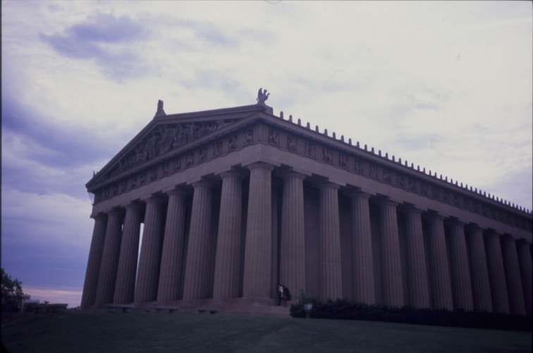 Parthenon - Lisa Crowe