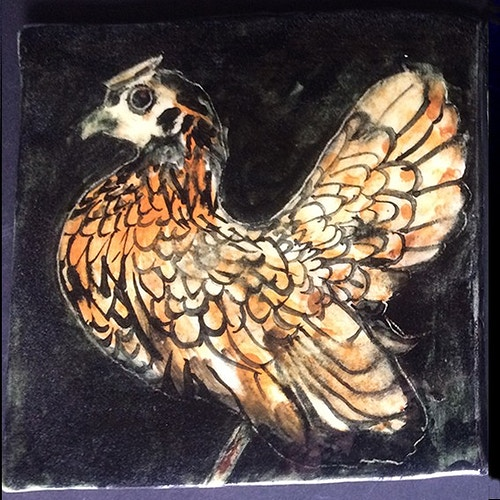 TILE - SEBRIGHT CHICKEN - Ascott Gardens