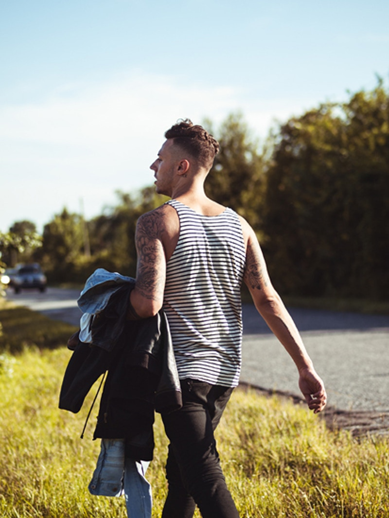 On the Road - Ashley Holloway