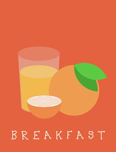 Breakfast - Ashton Garner