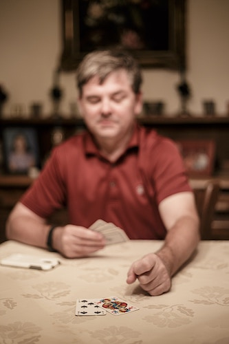 Playing Cards - Ashton Garner | Atlanta Photographer