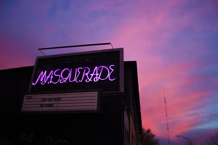 The Masquerade - Ashton Garner
