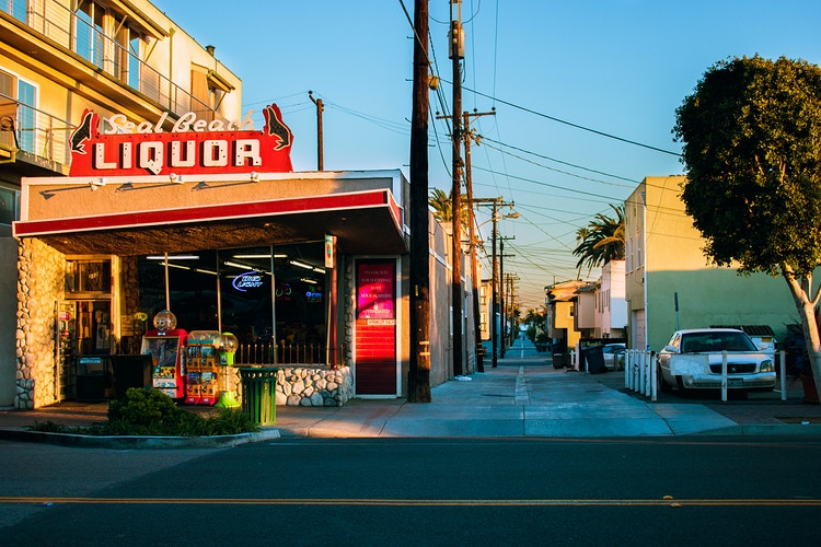 Seal Beach Liquor - Ashton Garner