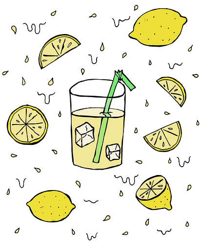 Lemonade - Ashton Garner