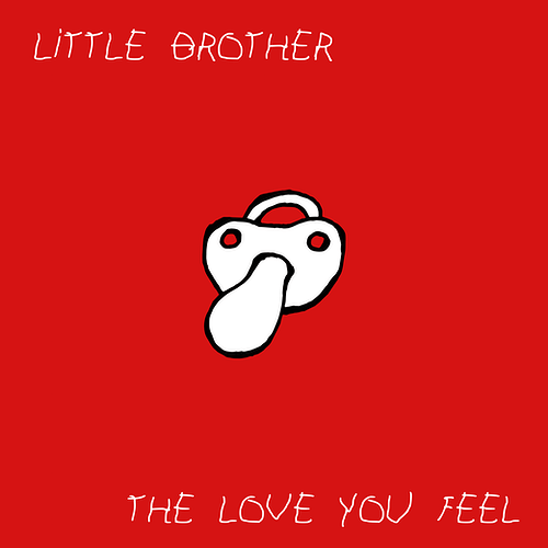 The Love You Feel Album Cover - Ashton Garner