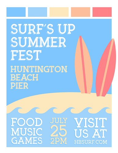 Surf's Up Summerfest - Ashton Garner