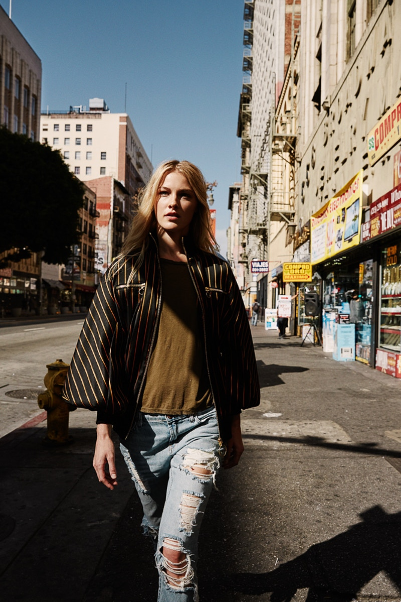 Downtown For Something About Magazine - Aaron Smith | asmith photography | Los Angeles, CA