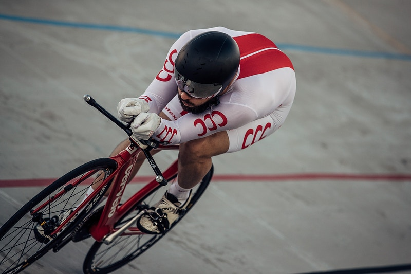 Cycling Poland National Team Velodrome Training - Aaron Smith | asmith photography | Los Angeles, CA