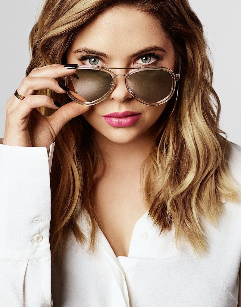 Ashley Benson for Prive Revaux Campaign - Aaron Smith | asmith photography | Los Angeles, CA