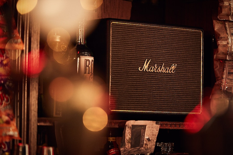 Marshall Speakers - Aaron Smith | asmith photography | Los Angeles, CA
