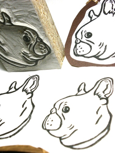 Regular Collection: French Bulldog - Ayu Tomikawa ART